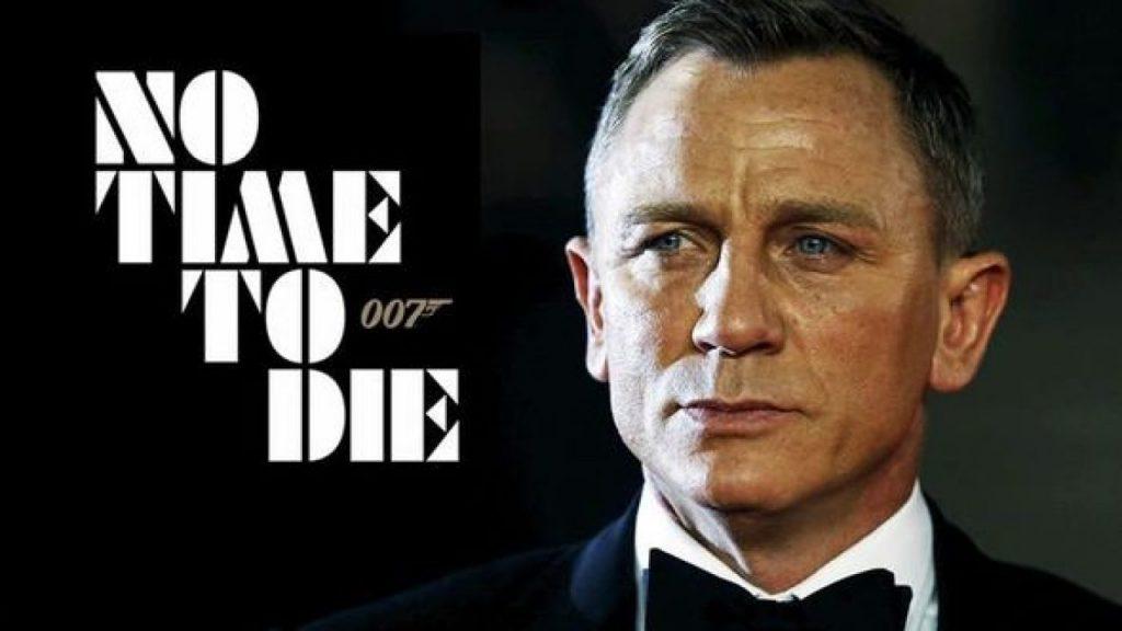 Yeni James Bond Filmi No Time to Die'dan İlk Tanıtım Fragmanı Yayınlandı